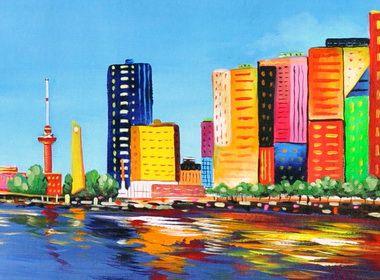 Google afbeeldingen resultaat voor for Skyline schilderij