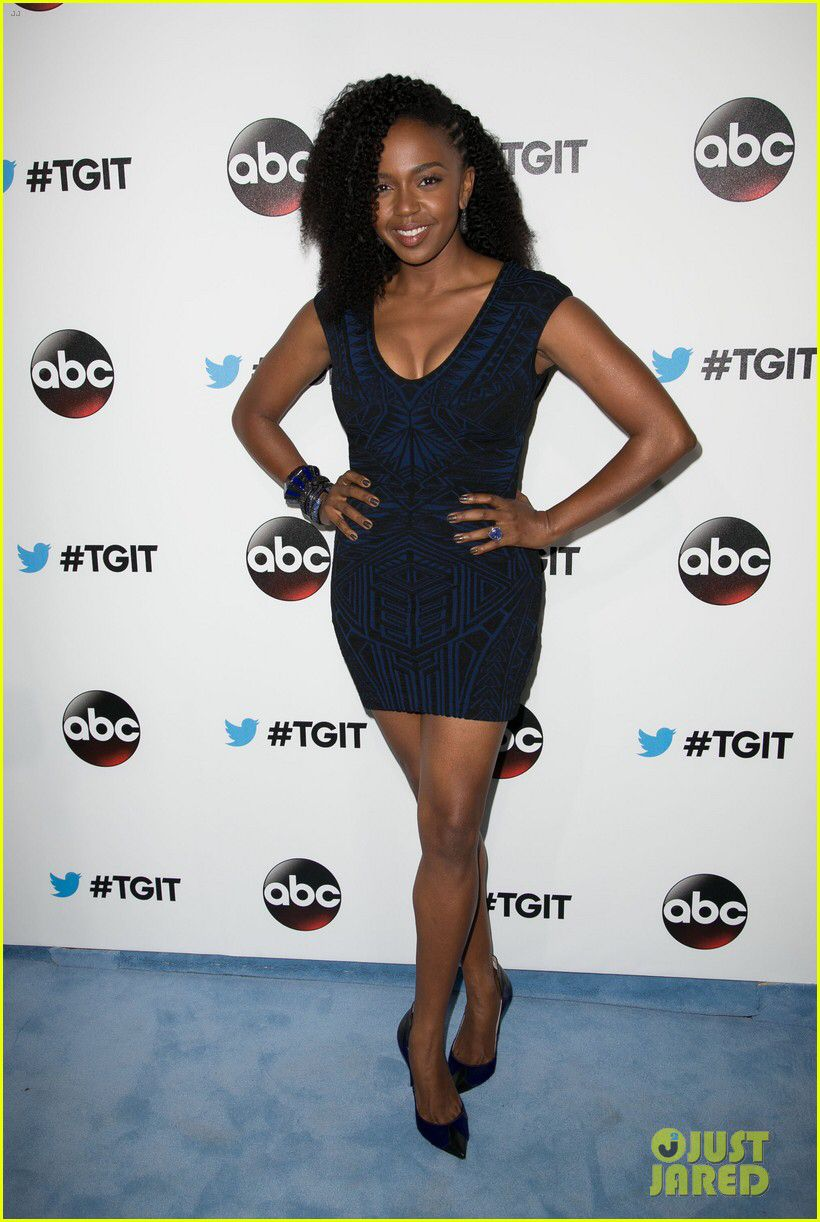 Jerrika Hinton Nude Photos 16