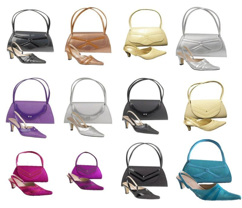 Shoes And Handbags For Weddings Uk