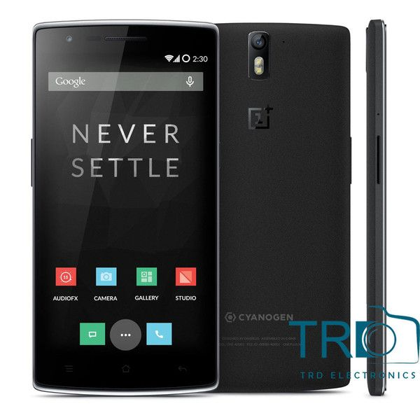 The Brand New OnePlus One Android based smartphone comes with a 5.5-inch LCD display with (1920 x 1080 pixels) screen resolution which boasts an effective pixel