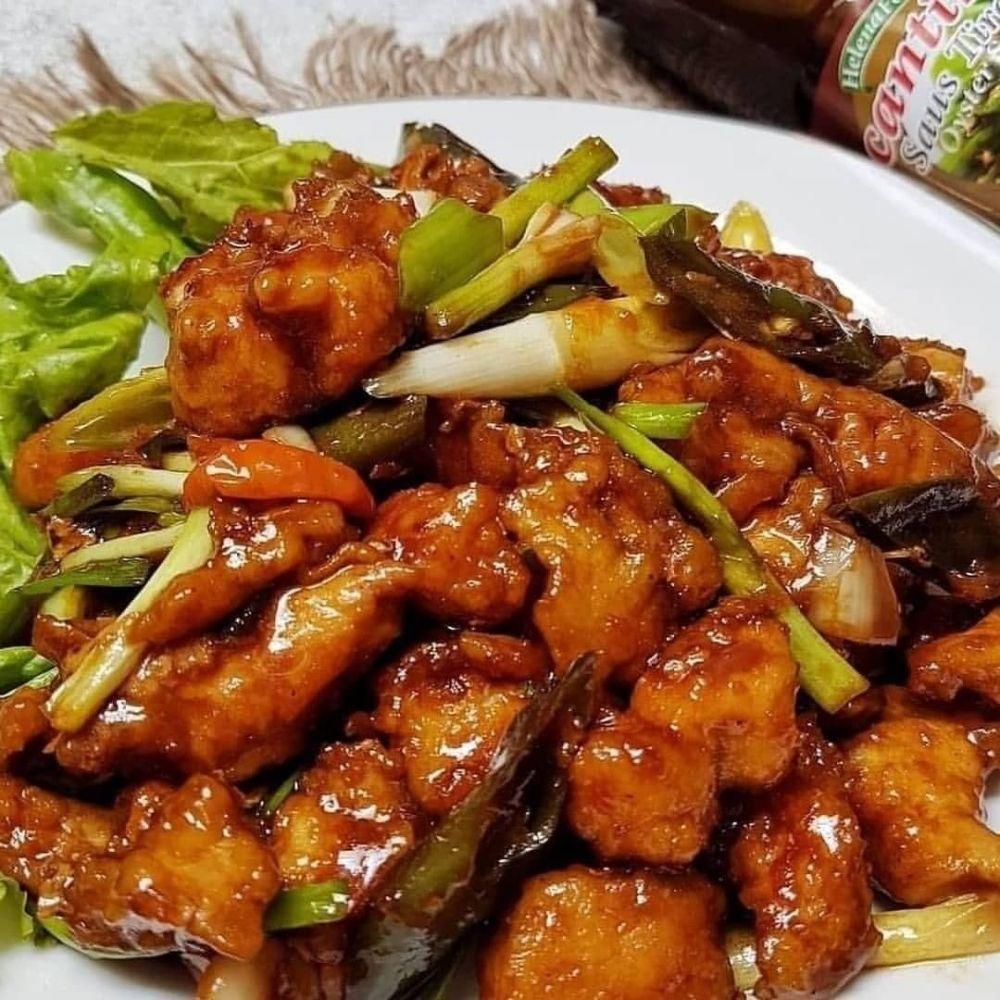 Resep Ayam Asam Manis C 2020 Instagram Maybelin Ma Instagram Mrs Wijaya Resep Ayam Resep Masakan Resep Masakan Sehat