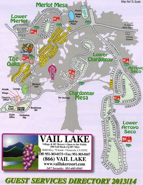 Vail lake resort campground temecula our favorite rv for Horse property for rent in southern california