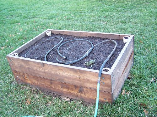 17 Best Images About Garden Ideas On Pinterest | Gardens, Raised Beds And Raised  Garden Beds