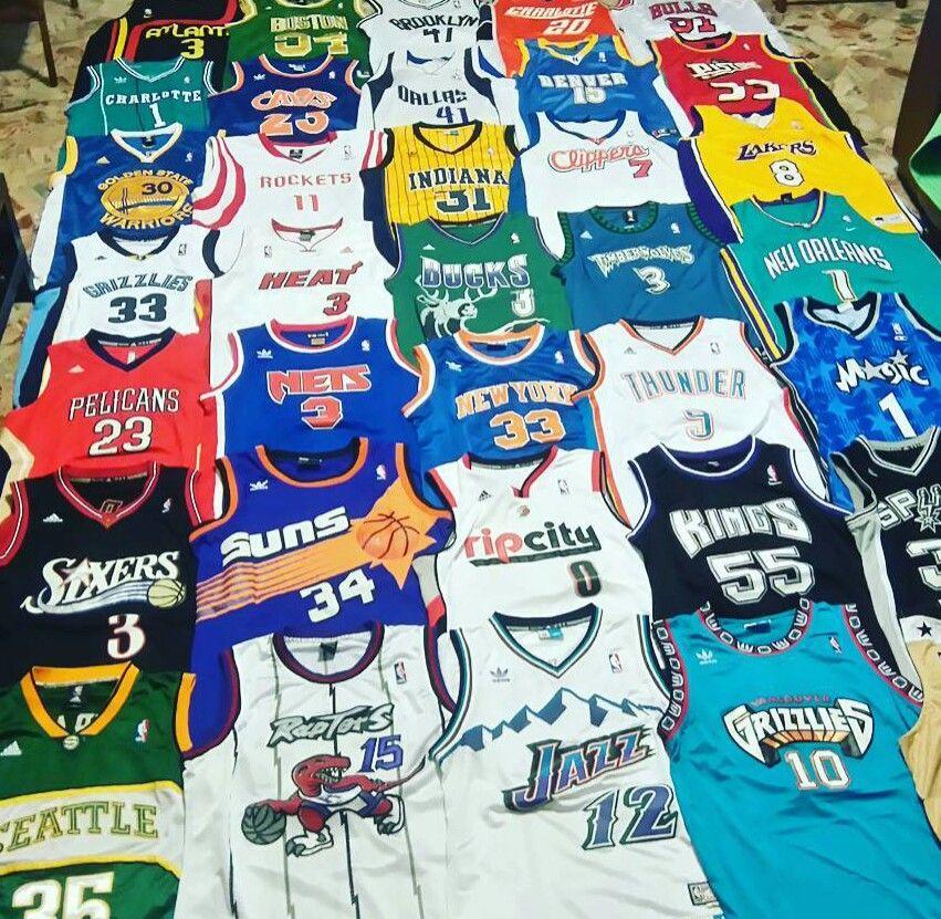 vintage basketball jerseys