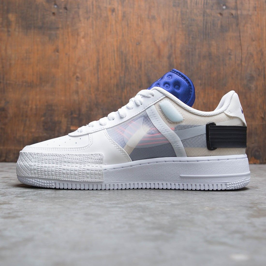 The Sneaker Chop Nike Air Force 1