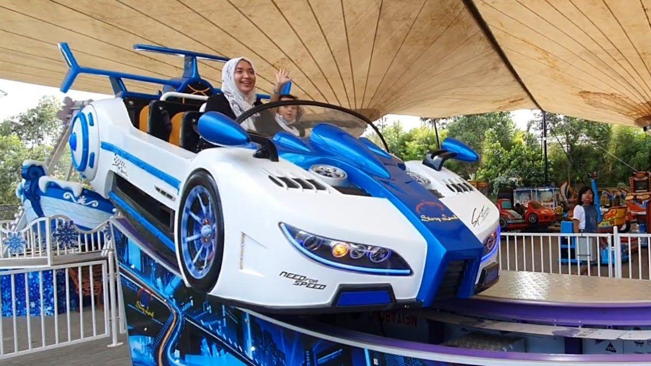 Wahana Car Star Speed Mainan Mobil Mobilan Mobil Mainan Penerbangan