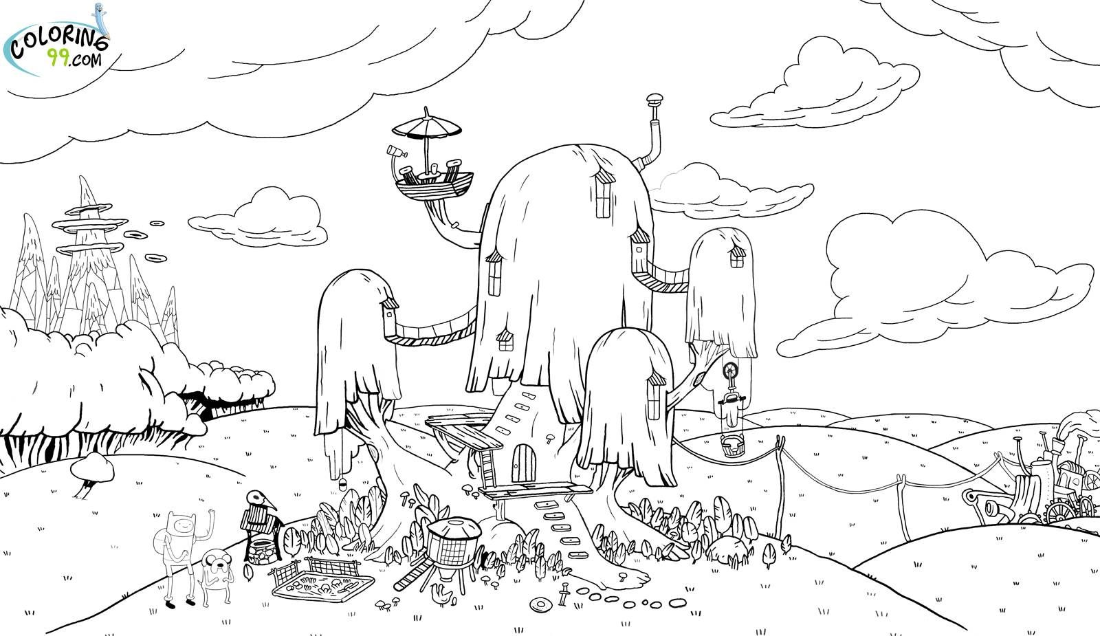 Pora Na Przygode Kolorowanki Adventure Time Coloring Pages Coloring Books Coloring Pages