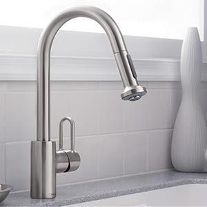 It S Not Exciting But It S Nice High Arc Kitchen Faucet Kitchen Faucet Kitchen Faucet Reviews
