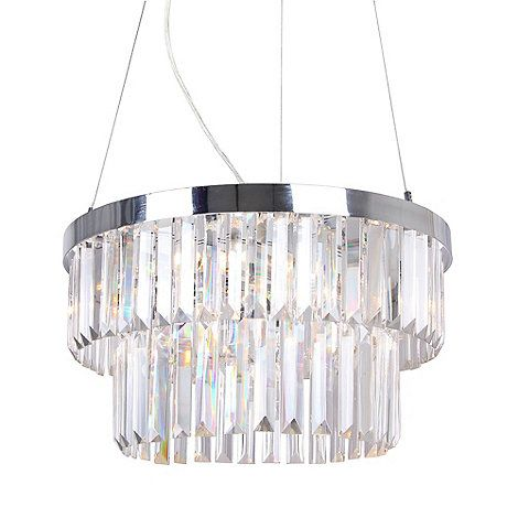 Bathroom Lights Debenhams home collection 'ana' pendant ceiling light | debenhams | new