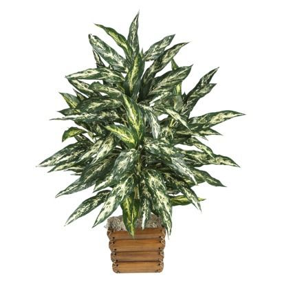 New Style Wholesale Chinese Supplier Landscape Flower ... |Wholesale Silk Plants Chinese Evergreen House