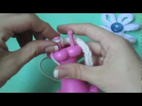 Spool Loom Knitting - HOW TO - YouTube | Crafts-Loom & Spool ...