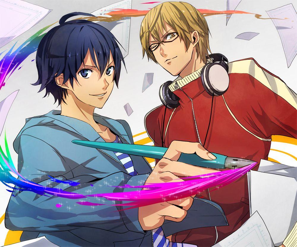 Bakuman season 1 Anime, Anime shows, Anime images