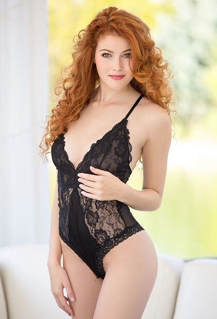 Fille Sexy Lingerie très jolie fille 18+ | sexy redheads lingerie | pinterest | redheads