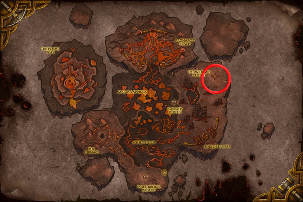 3 best embersilk farming spot in wow widows clutch in molten 3 best embersilk farming spot in wow widows clutch in molten front view the full guide httpsyoutuykwk7gsnxt8 gumiabroncs Images