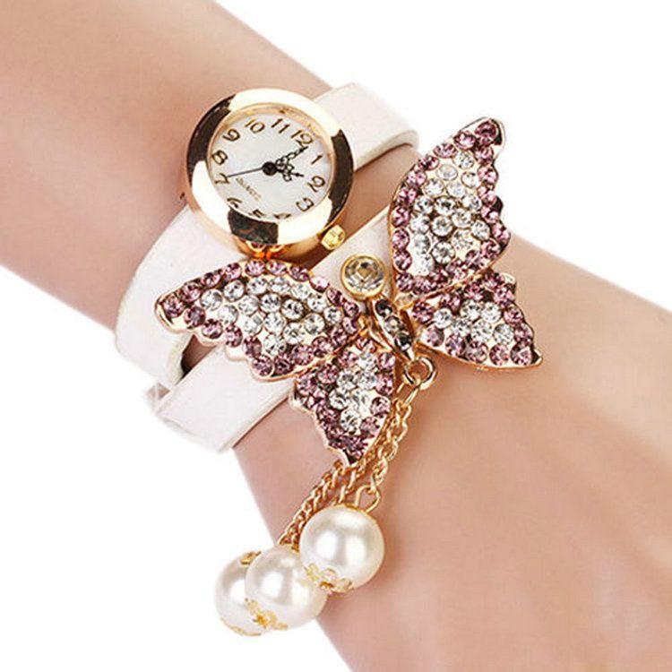 Nice Butterfly Watch.....♥ | ♥ Wrist Watches 4 Girls ...