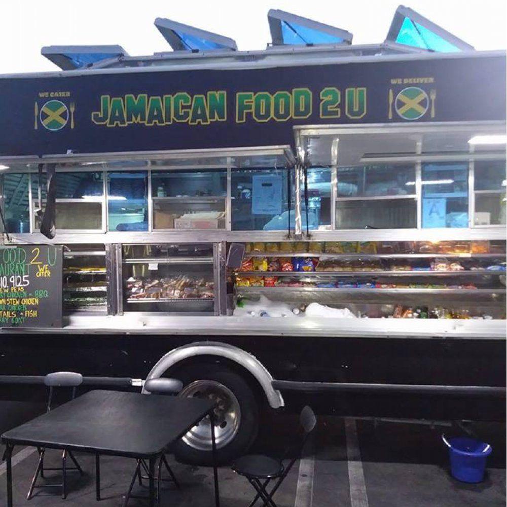 Jamaican food 2 u food truck jamaican recipes food