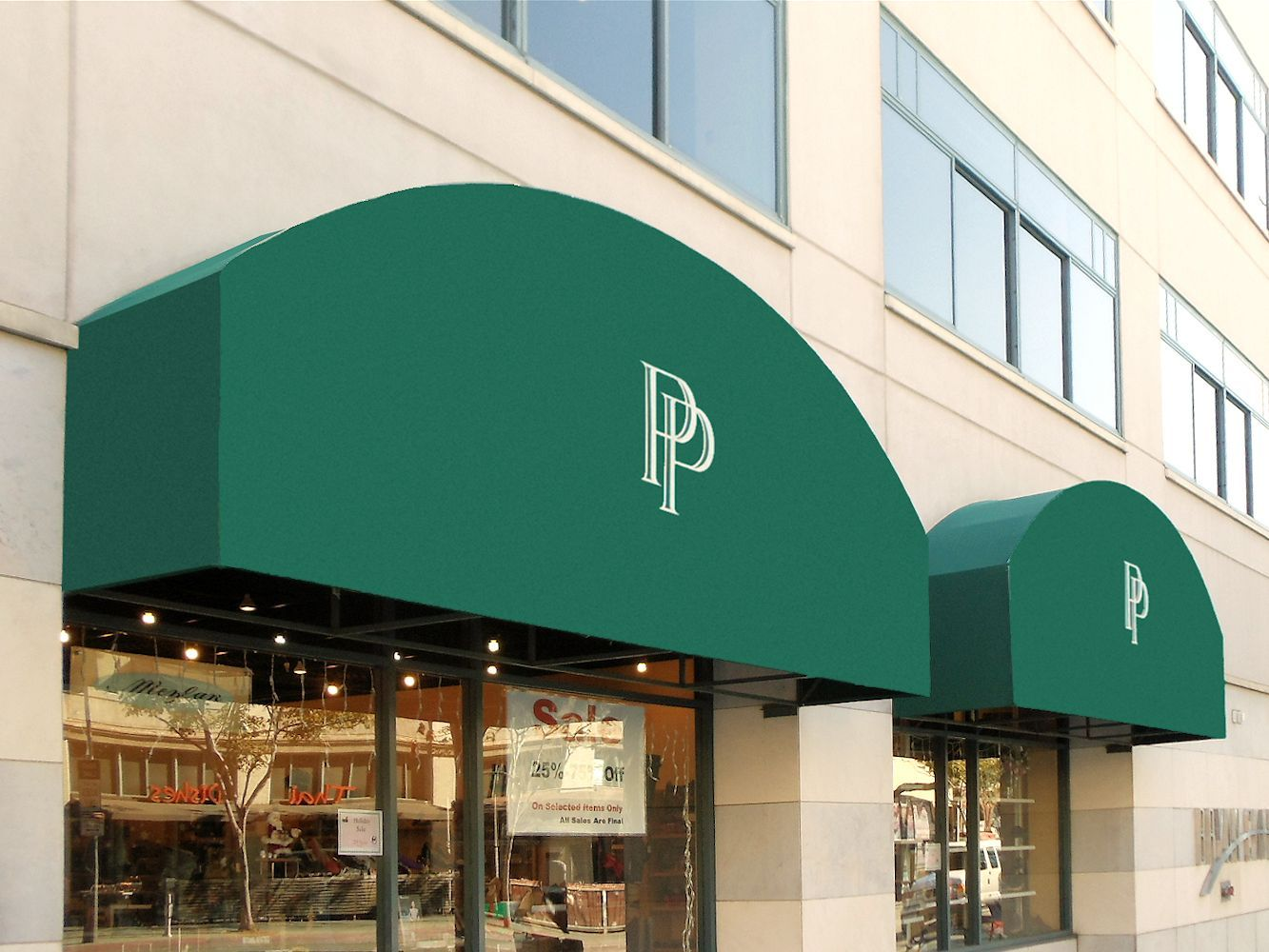 Commercial · Storefront Entrance Canopies by Superior Awning ... & Storefront Entrance Canopies by Superior Awning in Southern ...