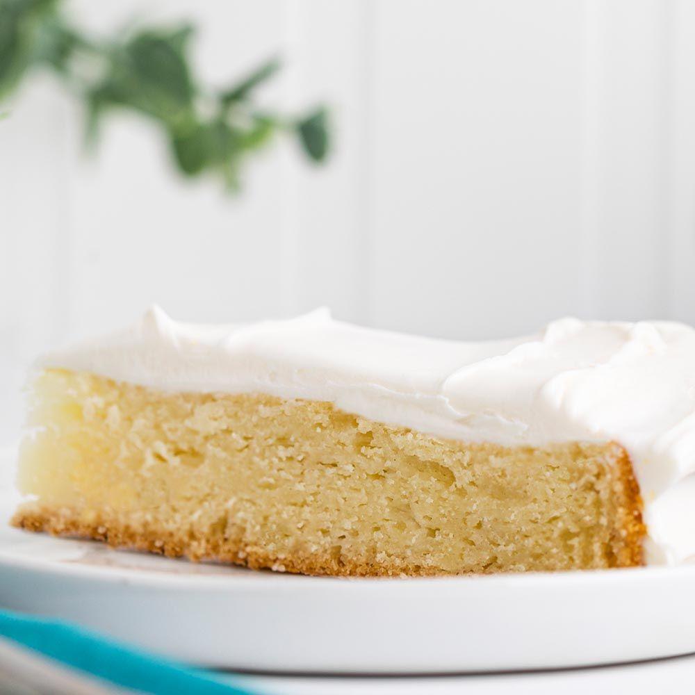Raspberry Yogurt Cake With Lemon Glaze Recipe No Calorie Sweetener Sugar Substitute Splenda Sweeteners Recipe In 2020 Sour Cream Pound Cake Cake Calories Cupcake Recipes Chocolate