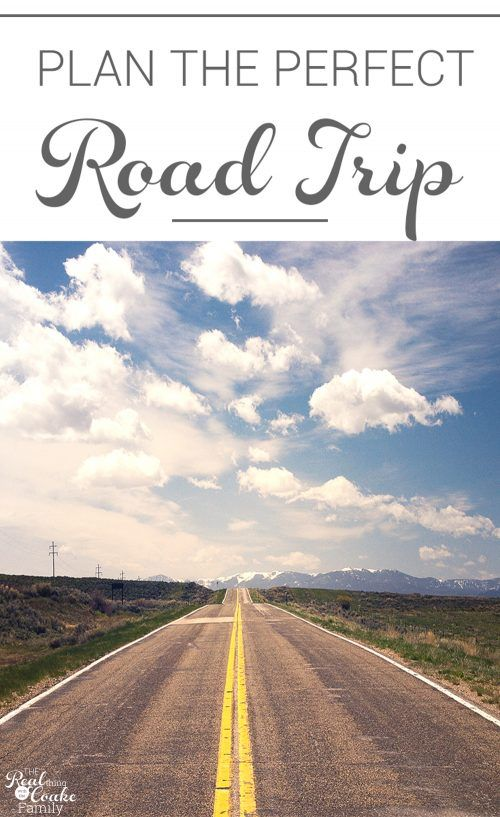 Road Trip Planner Plan The Perfect Road Trip Perfect Road Trip Road Trip Planner Travel Planner