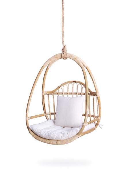 Hustawka Rattanowa Valentine W Ofercie Decodialogue Geometric Shelves Hanging Chair Furnitue