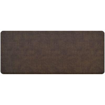 Gelpro Classic Woven 20 X 48 Kitchen Mat In Brownie Kitchen