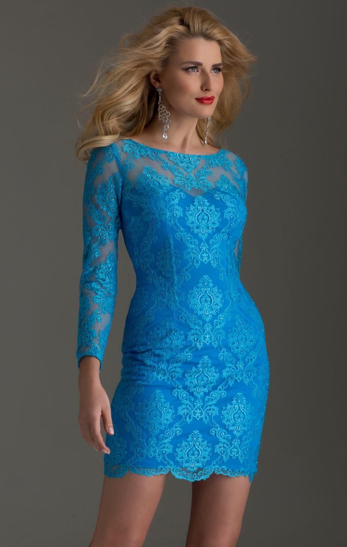 Clarisse 2498 Dress - MissesDressy.com