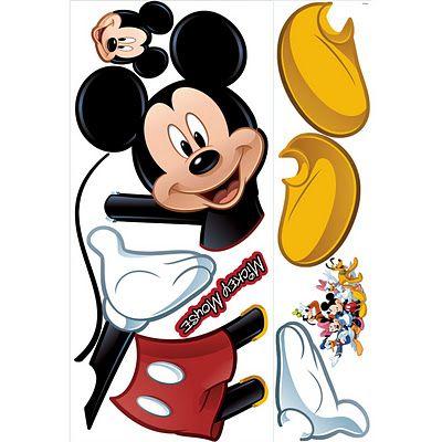 mickey mouse printables 3 pinterest sommer und kind. Black Bedroom Furniture Sets. Home Design Ideas