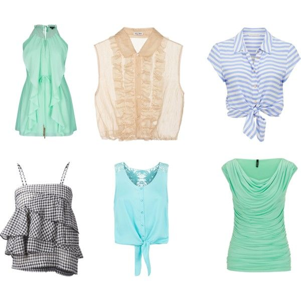 45 by riyana-21 on Polyvore featuring Miu Miu, maurices, Forever New, Chloé and Monsoon