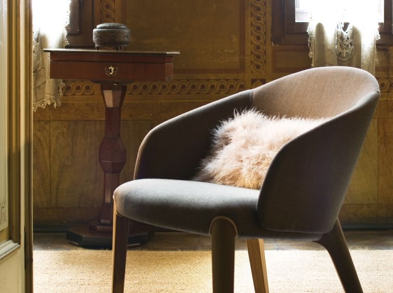 Merveilleux Bellevue Collection: Lounge Armchair 04 By Very Wood   Via Designresource.co