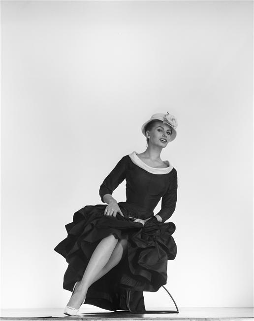 Sophia Loren © Sam Lévin, Dist. RMN