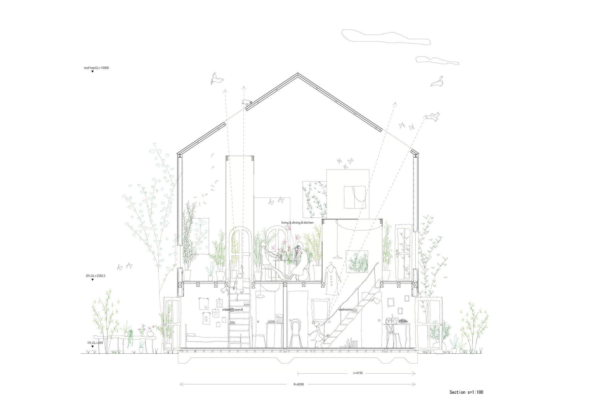 Gallery Of House In Chiharada Studio Velocity