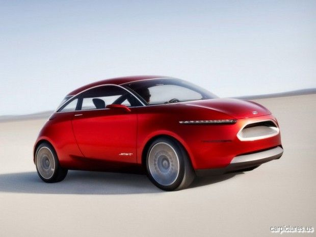 2010 Ford Start Concept Concept Cars Car Ford Car