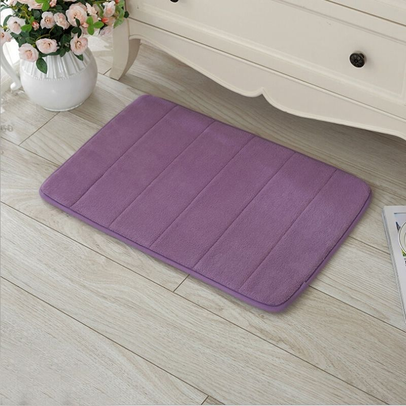 Memory Foam Bath Mat Quality Bathroom Mats Directly From China Suppliers Korean Style C Velvet Fabric