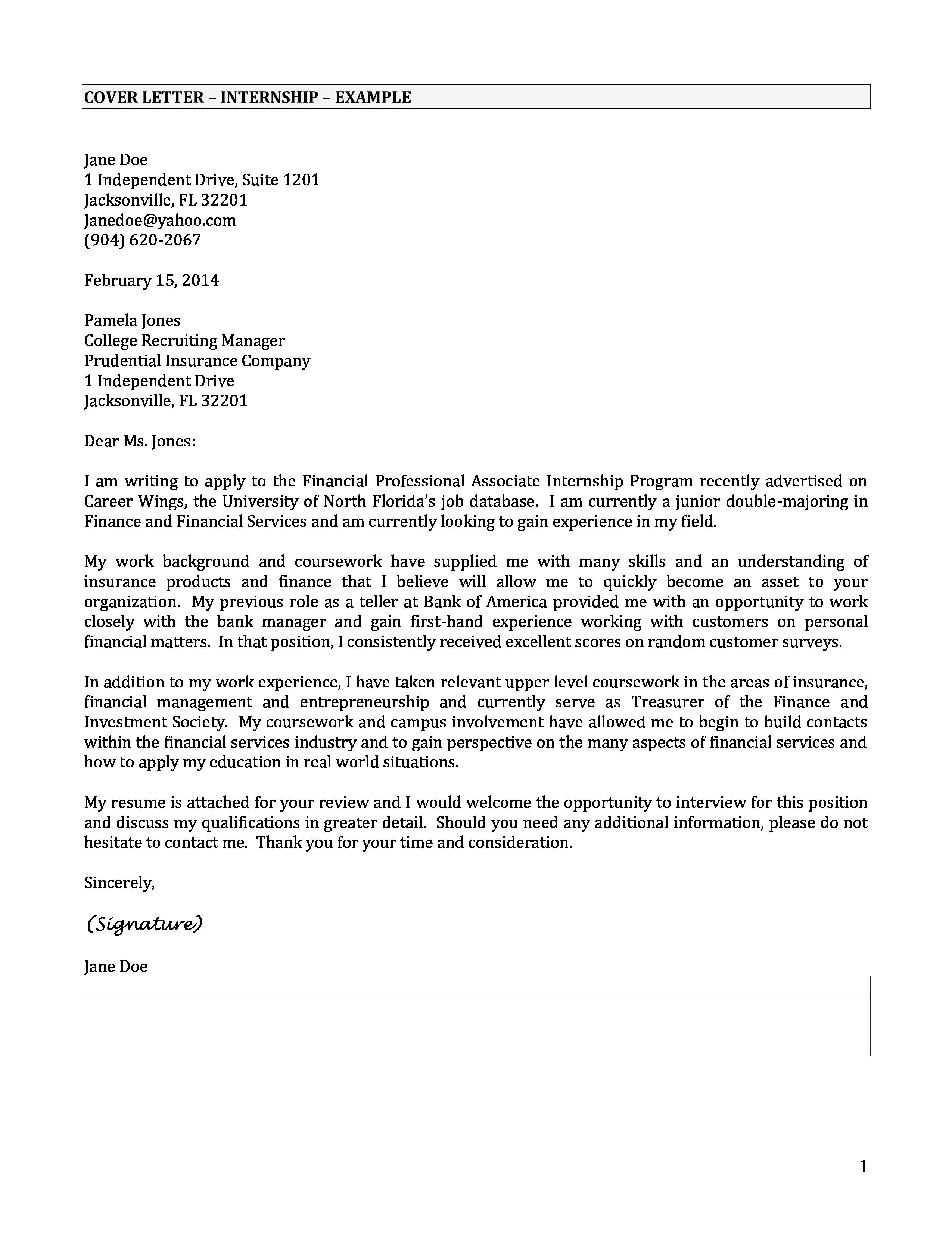 finance internship cover letter how to write a restaurant resume sample free maker reddit downloadable cv templates for word