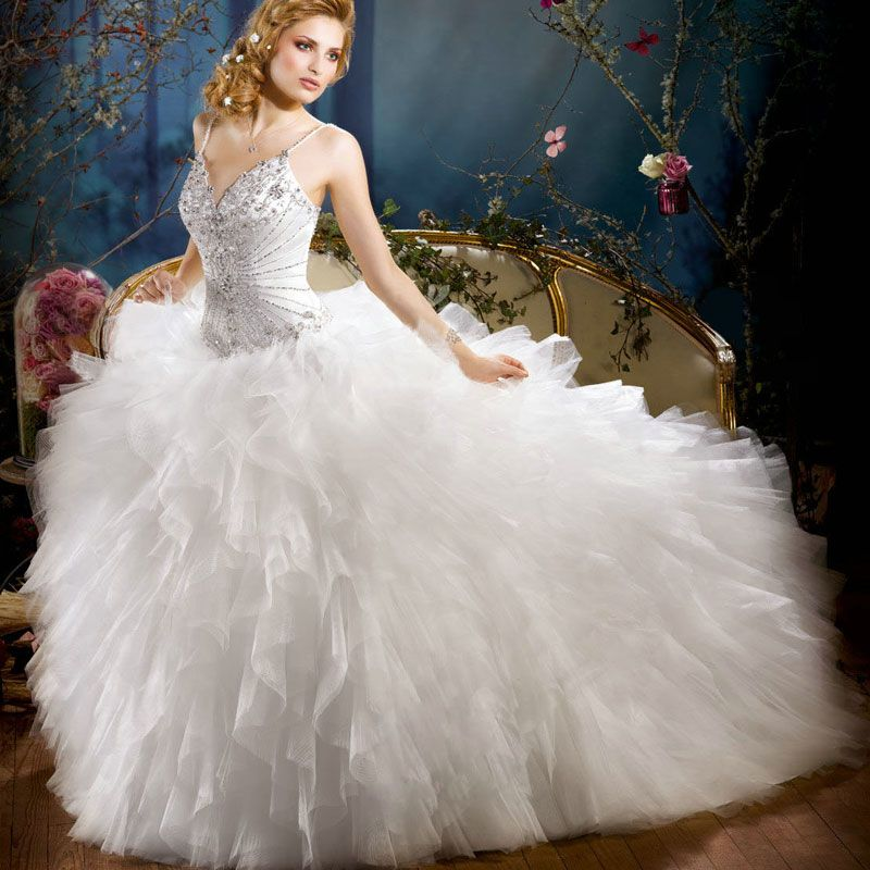 Cheap Wedding Dresses Colorado Springs: Aliexpress.com : Buy 2013 Winter Wedding Dress Quality