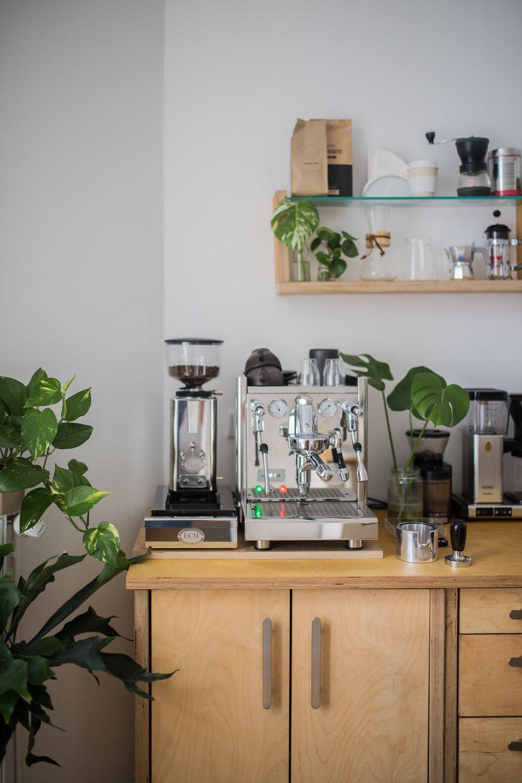 Home Barista Die Espressomaschine für Zuhause Lange