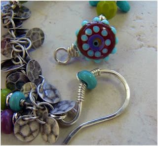 Wire a Button as a Clasp!
