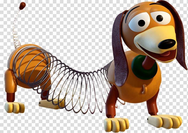 Slinkydog From Toy Story Jessie Sheriff Woody Buzz Lightyear Slinky Dog Bullseye Slinky Transparent Background Pn Jessie Toy Story Woody Toy Story Slinky Toy