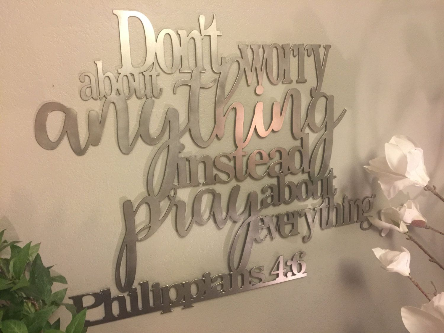 Pin By Tammy Roth On Metal Work Bible Verse Canvas Black Metal Wall Art Outdoor Wall Art