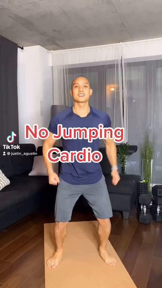 Low Impact Home Cardio Workout