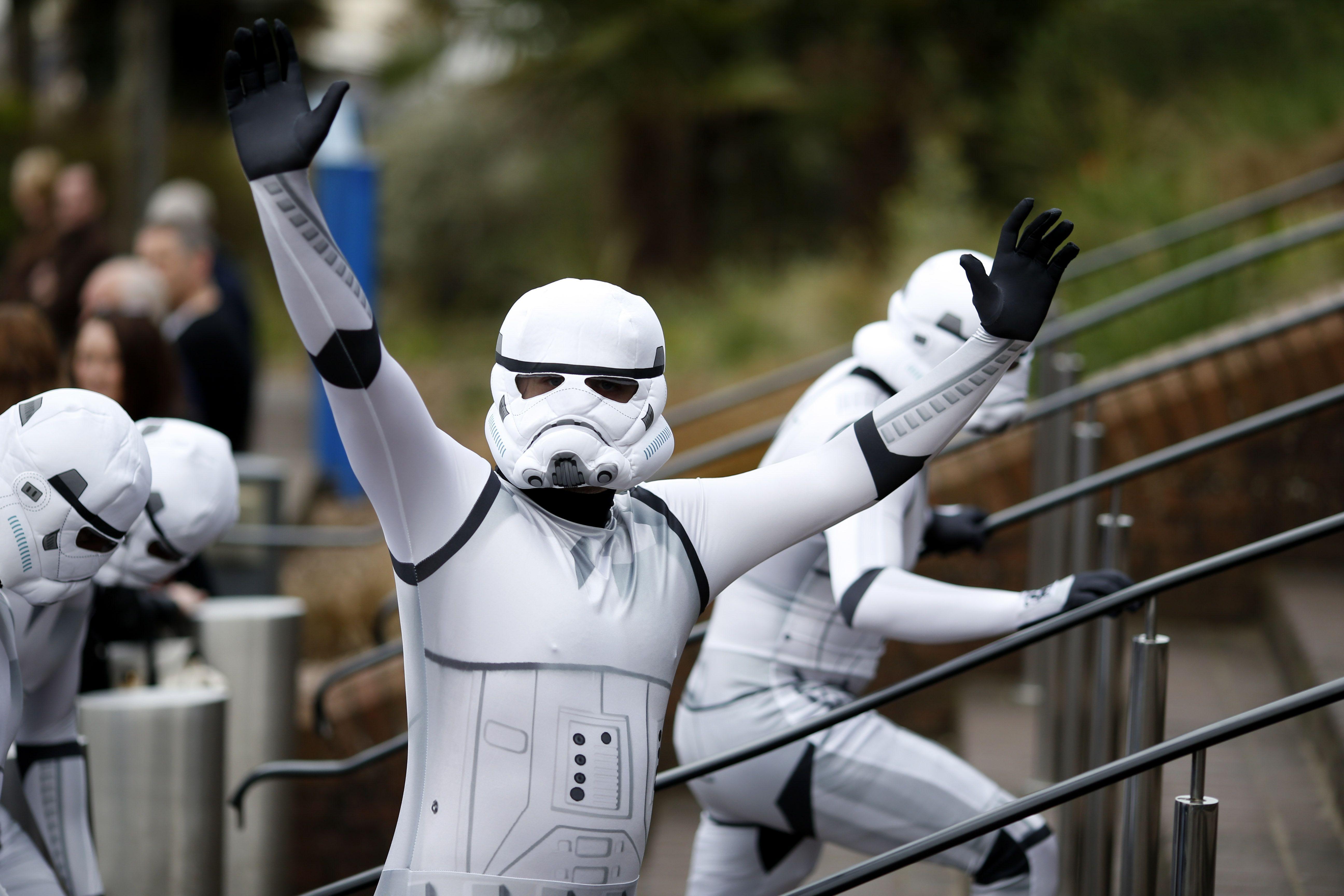 Las 10 Mejores Escenas De Star Wars Star Wars Día De Star Wars Darth Vader