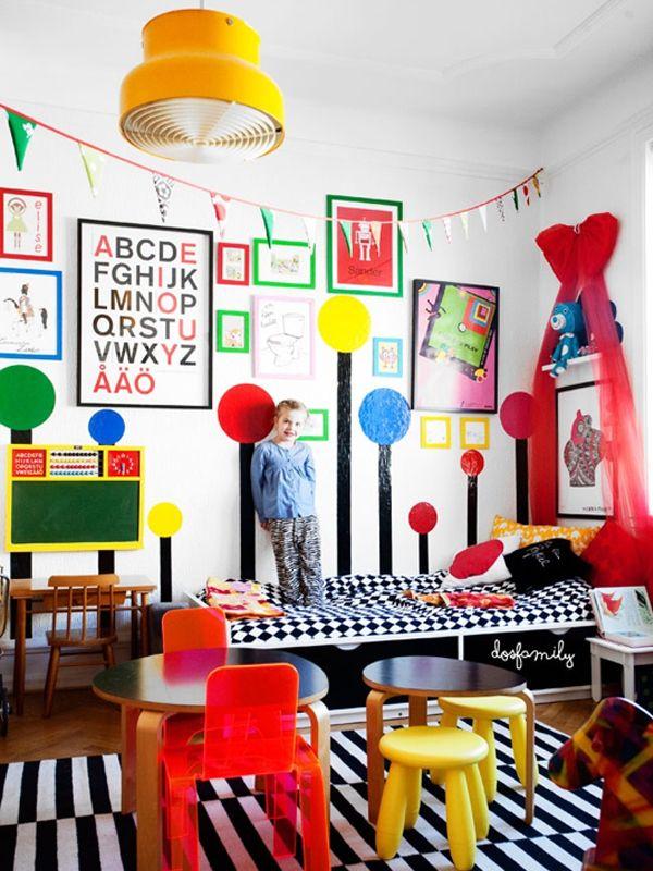 12 tolle kinderzimmer welche den wunsch f r eine. Black Bedroom Furniture Sets. Home Design Ideas
