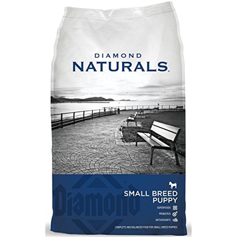 Diamond naturals dry food for puppy chicken formula 6