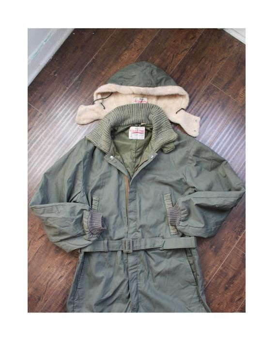 vintage 1950 s walls blizzard pruf coveralls with on walls insulated coveralls blizzard pruf id=28320