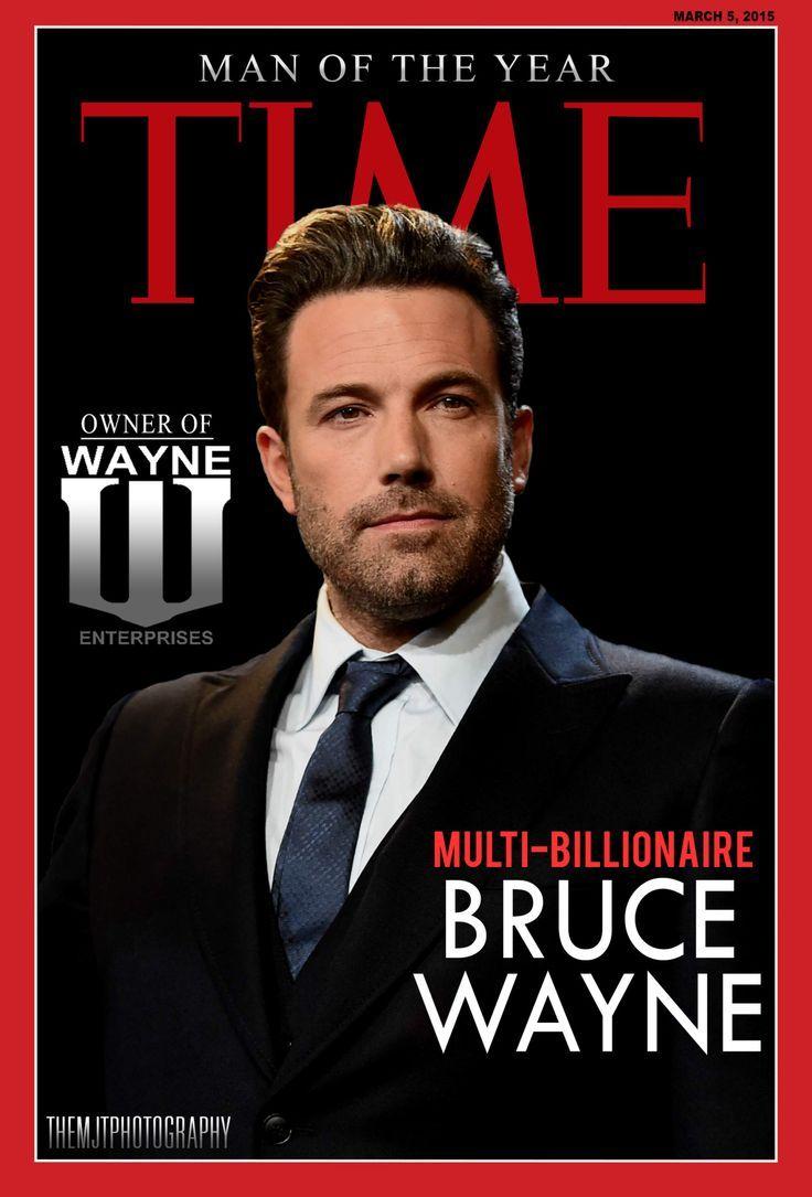 Batman: Bruce Wayne