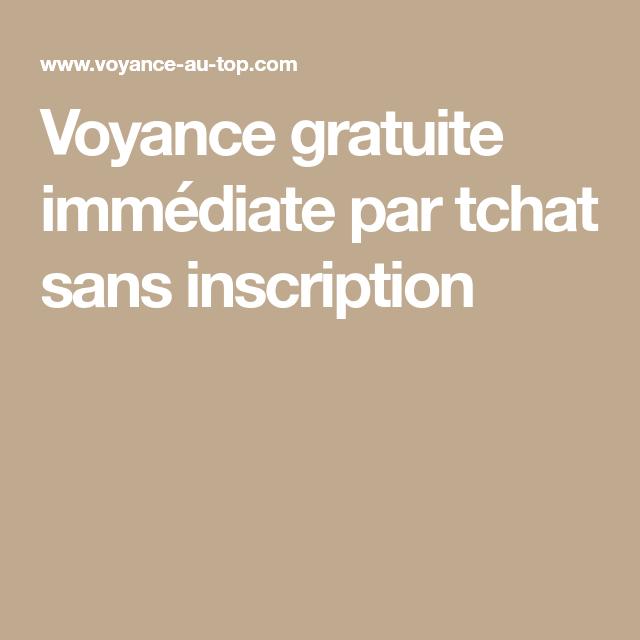 Voyance gratuite immédiate par tchat sans inscription Bons Conseils, Voyance  Gratuite Immediate, Cartomancie 2dfb99110225