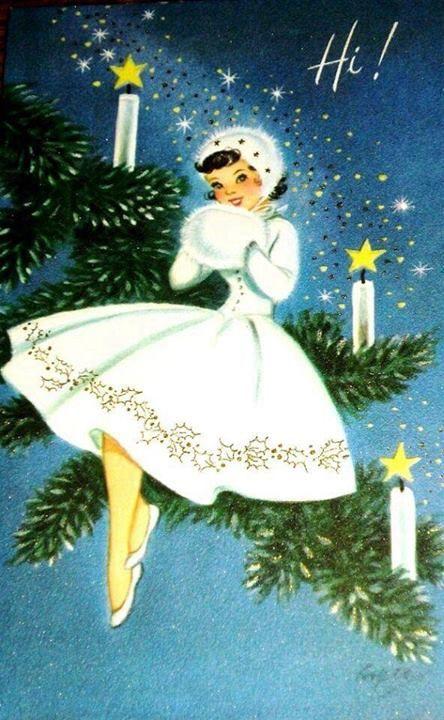 feliz natal navidad weihnachtskarten vintage. Black Bedroom Furniture Sets. Home Design Ideas