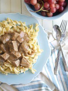 Beef Noodles | Oh So Delicioso