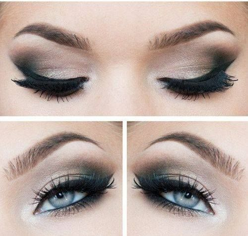 Bien-aimé maquillage yeux en amande - Recherche Google | Prom | Pinterest  ZV27