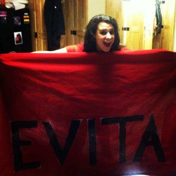 #EvitaSIP: photo tweeted by @noellexmarie